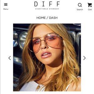 NWT DIFF sunglasses
